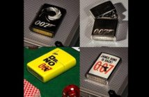 Zippo présente sa collection spéciale James Bond contre Dr. No_1