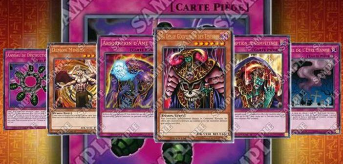 Yu-Gi-Oh! un event Lost Art pour des éditions spéciales du jeu de cartes