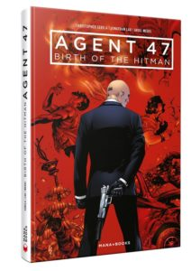 Agent 47, Birth of the hitman  le premier comics arrive en France !