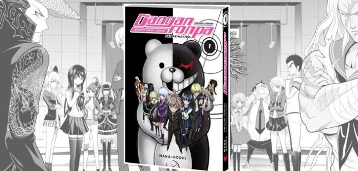 Danganronpa le manga arrive en France