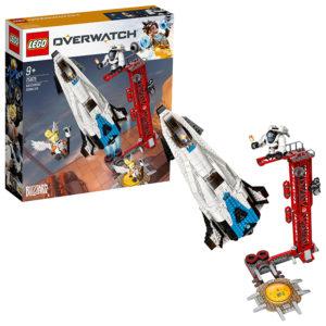 LEGO Overwatch préparent leur entrée dans nos placards !