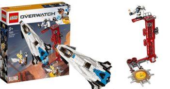 LEGO Overwatch préparent leur entrée dans nos placards_une