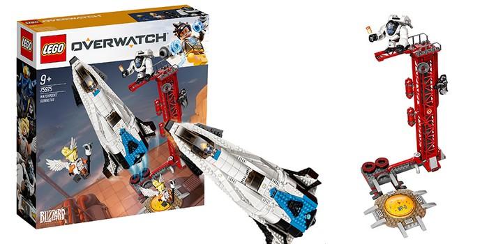 LEGO Overwatch font leur entrée dans nos placards !