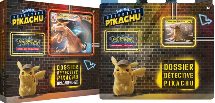 Pokémon Détective Pikachu, le film a ses produits dérivés !