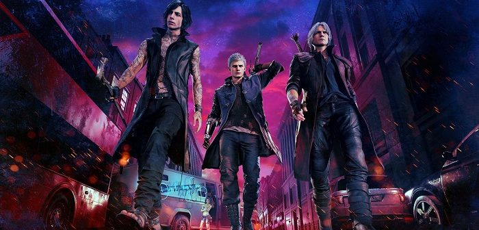 Capcom France invite les joueur à croquer un bout à la Devil May Cry 5 Kitchen !