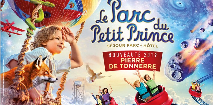 Pour 2019, le Parc du Petit Prince fête ses 5 ans avec de nouvelles attractions !