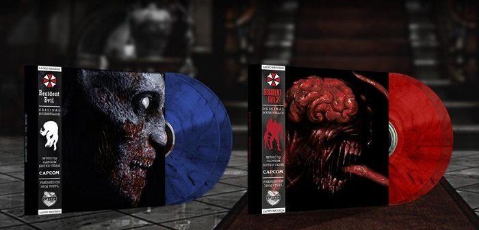 Resident Evil & Resident Evil 2 : une édition double vinyles dévoilée !