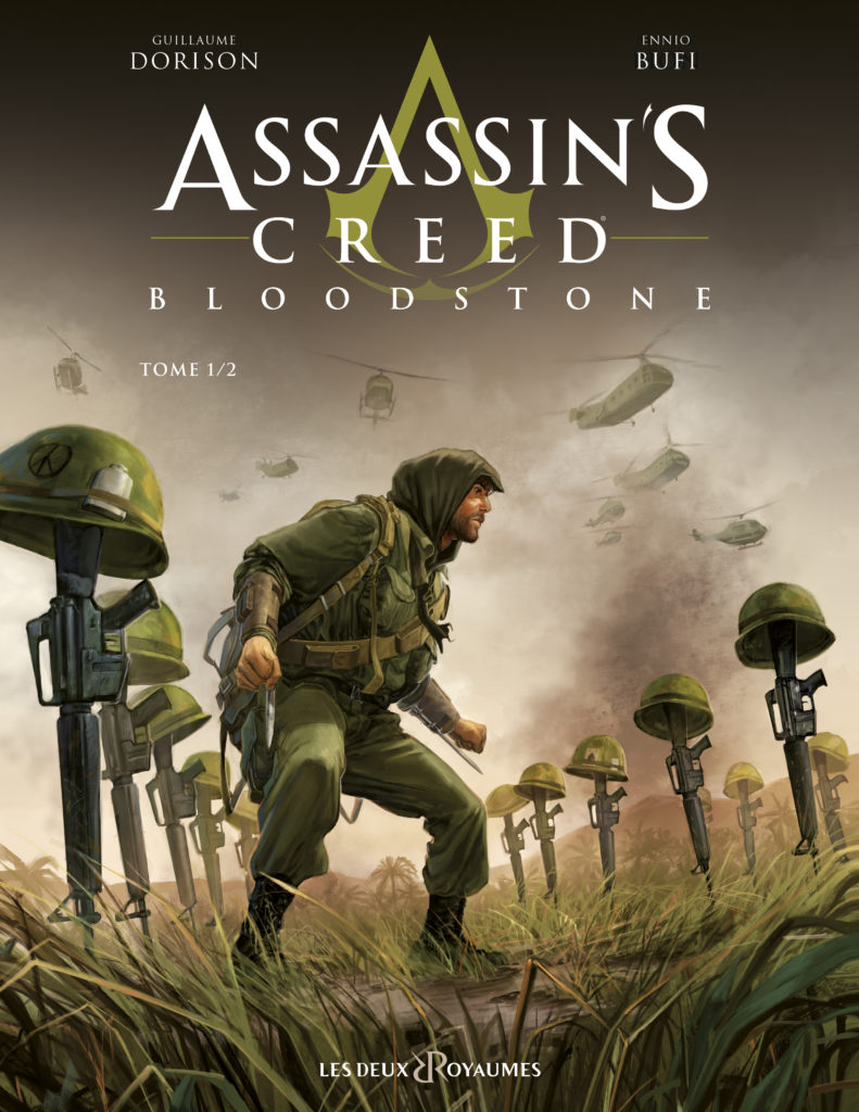 Assassin's Creed : Bloodstone est désormais disponible !