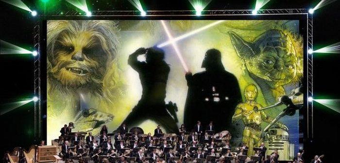 Ciné-concert STAR WARS Le Retour du Jedi à Metz et Strasbourg