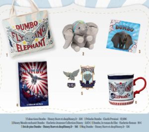 Dumbo fait décoller le nombre de ses produits dérivés_une