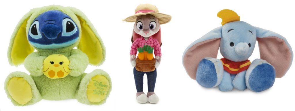 Pour Pâques, Disney présente sa chasse aux œufs et ses peluches