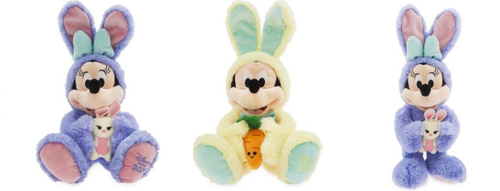 Pour Pâques, Disney présente sa chasse aux œufs et ses peluches_Mickey Minnie