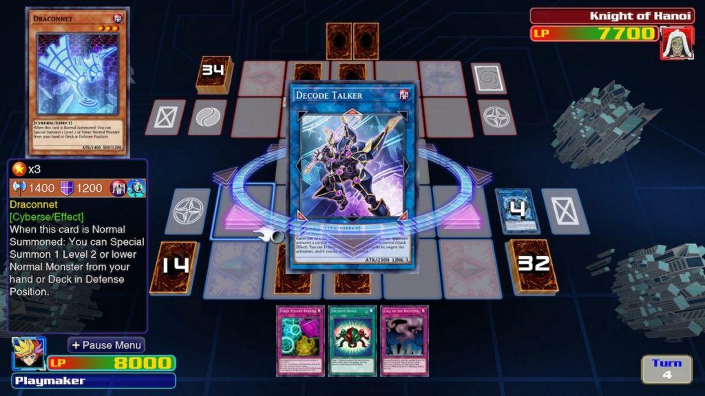 Yu-Gi-Oh! Legacy of the Duelist Link Evolution, le jeu vidéo de cartes daté !