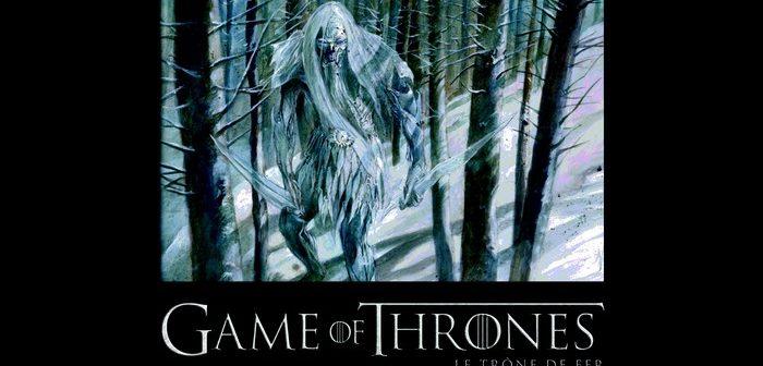 4 livres inédits de Game of Thrones annoncés !