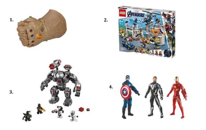 Avengers 4 Toys'R'Us présente ses nouveaux jouets_jeux Lego hasbro