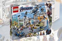 Avengers 4 Toys'R'Us présente ses nouveaux jouets_une