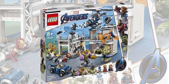 Avengers 4 : Toys'R'Us présente ses nouveaux jouets !