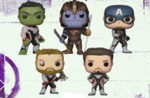 Avengers Endgame, les produits dérivés officiels disponibles !