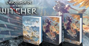 Le livre sur l'irrésistible ascension de The Witcher est disponible_une