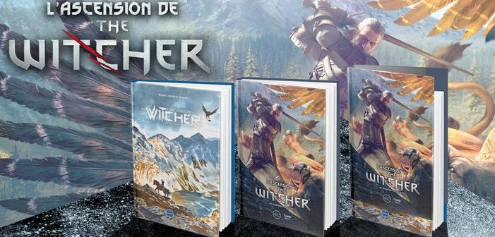 Le livre sur l'irrésistible ascension de The Witcher est disponible !