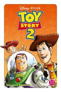 Pour la sortie Toy Story 4, les meilleurs films de Pixar s'adaptent en manga !