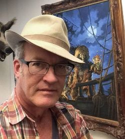 Third Éditions présente Les Mystères de Monkey Island !_Steve Purcell