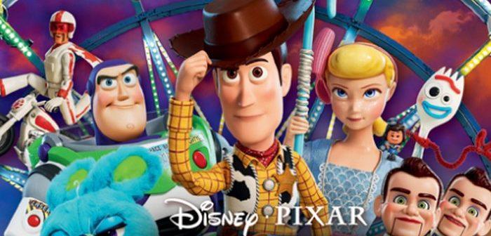 Toy Story 4 :  Toys'R'Us présente les jouets dédiés !