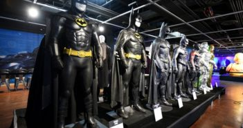 Pour les 80ans de l'homme chauve souris, voici The Batman Experience Powered by AT&T !