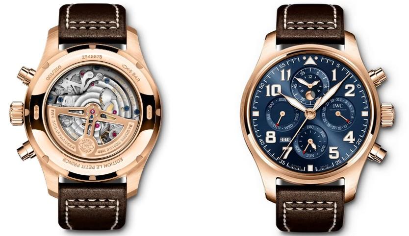 Une montre unique Le Petit Prince, mise aux enchères !
