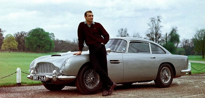 L'Aston Martin DB5 de James Bond bat de nouveaux records !