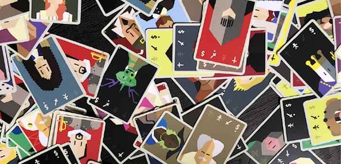 Reigns: The Council, la version jeu de plateau en Kickstarter !