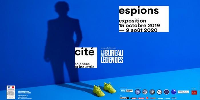 Exposition Espions : entre fiction et réalité