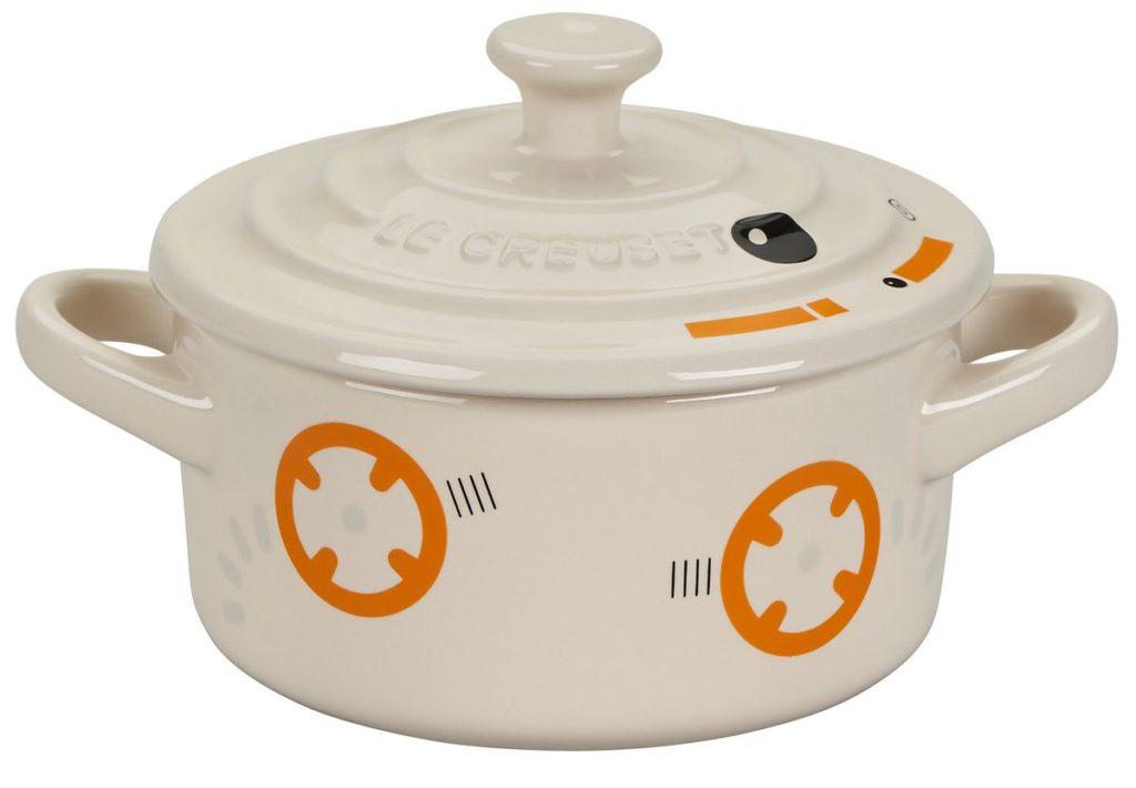 Vole vers ta cuisine petit Padawan avec Star Wars x Le Creuset !