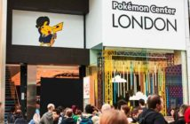 Le Pokémon Center pop-up a ouvert ses portes à Londres !