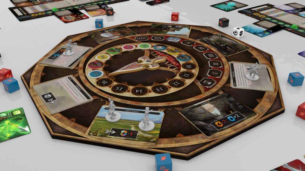 Divinity Original Sin 2, le plateau de jeu financé sur Kickstarter en 4h !_plateau de jeu