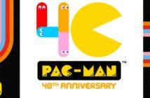 En 2020, Pacmapn aura 40 ans et Bandai Namco célèbre ça !