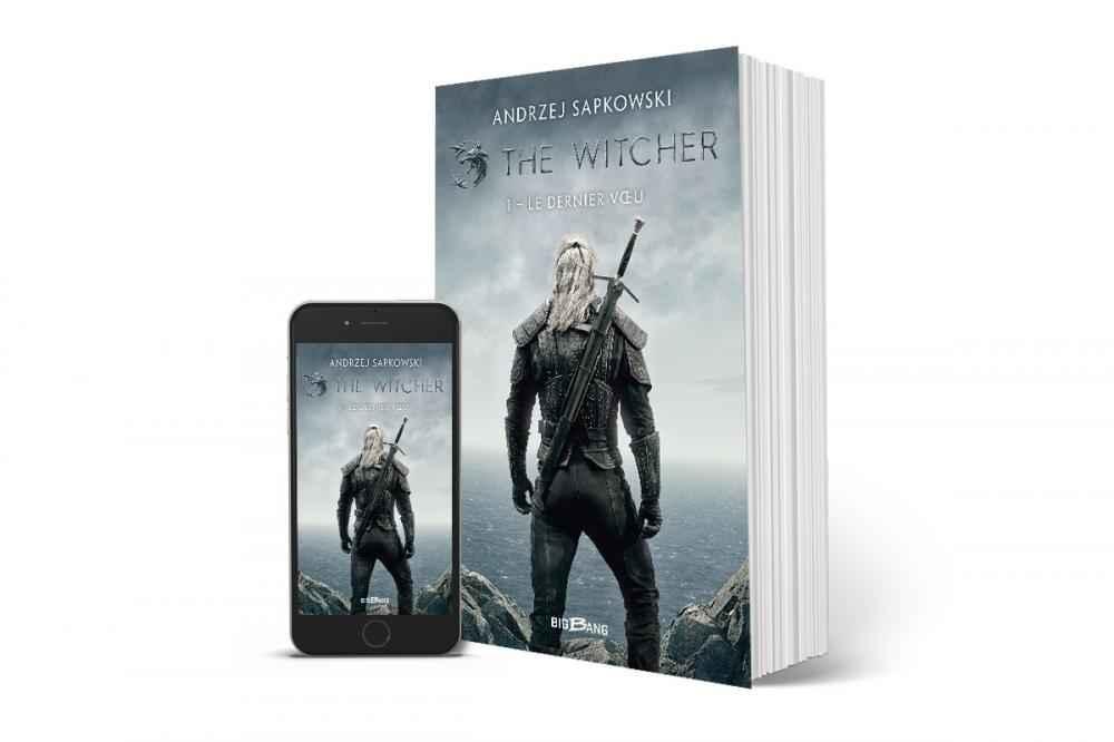 La saga Witcher arrive chez les éditions Bragelonne ! couverture