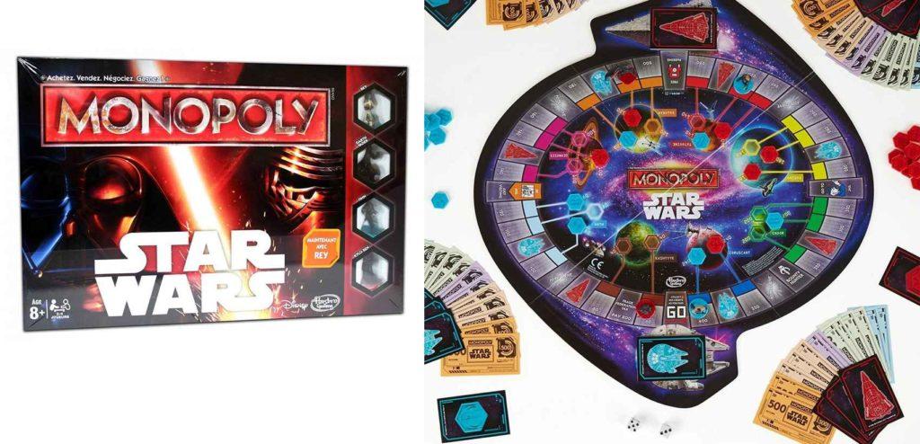 Le Monopoly Hasbro- Star Wars