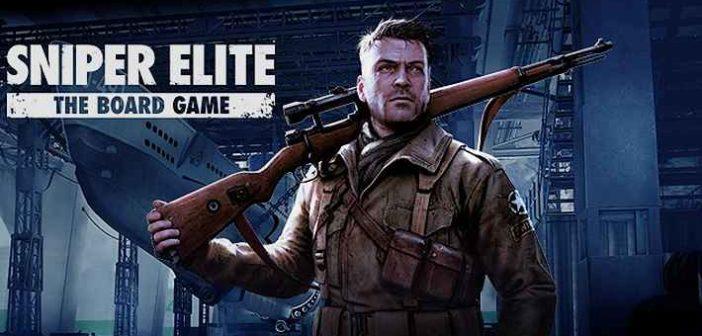 Rebellion Unplugged dévoile  Sniper Elite, le jeu de société!
