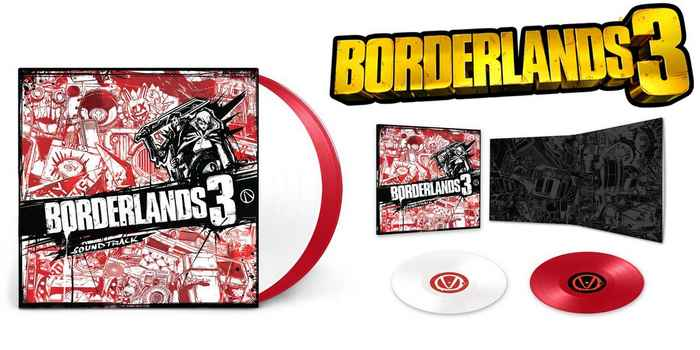 Trop skag, la bande-son vinyle de Borderlands 3 arrive en magasin !