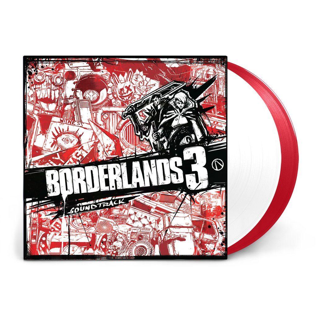 Trop skag, la bande-son de Borderlands 3 arrive en magasin _pochette vinyl