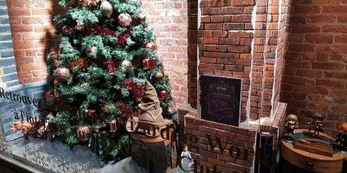 Une boutique éphémère pour Harry Potter au Village JouéClub de Paris