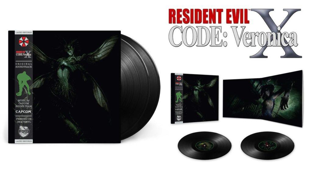 Les musiques de Resident Evil Zero et CODE Veronica X arrivent au format vinyle en janvier_1