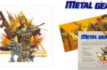 Metal Gear MSX2 a le droit à son premier vinyle 45 Tours !