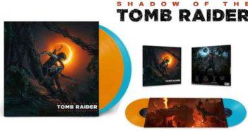 Shadow Of The Tomb Raider aura son double vinyle !