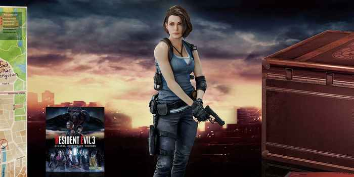 Resident Evil 3 : la France aura aussi le droit à l'édition collector !