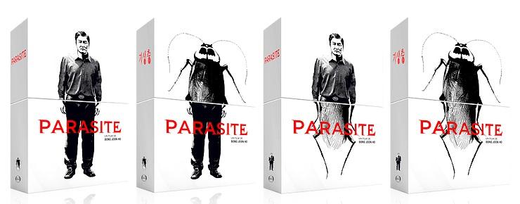 The Jokers dévoile le coffret ultra collector de Parasite