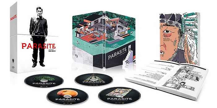 The Jokers dévoile le coffret ultra collector de Parasite !