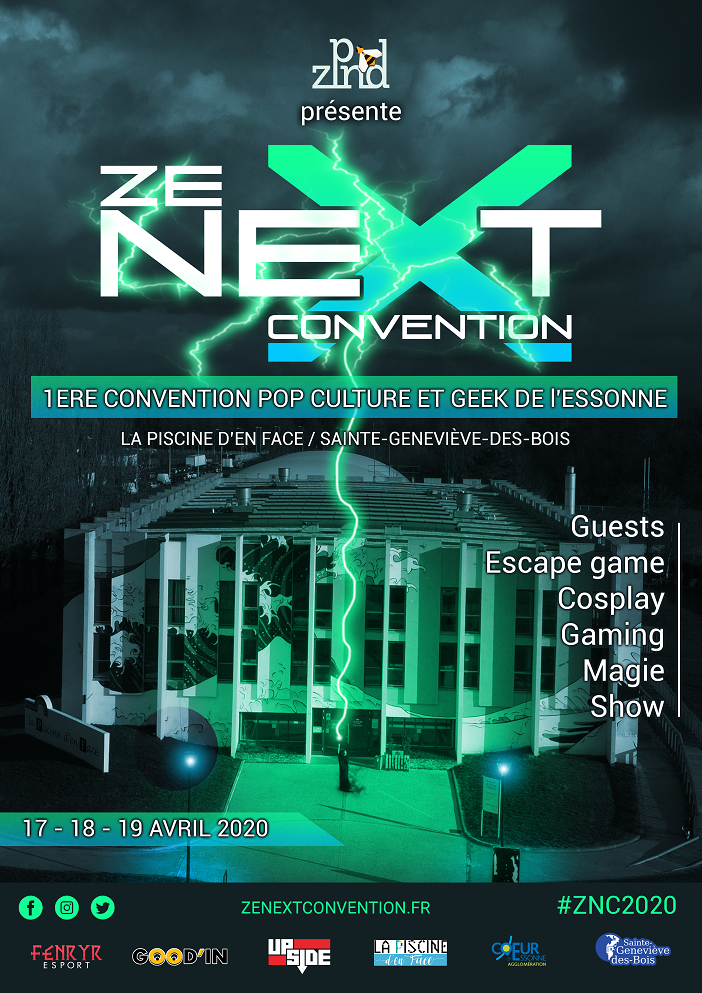 Ze Next Convention présente son event Harry Potter