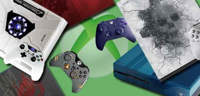 Xbox One Éditions collector la liste complète !